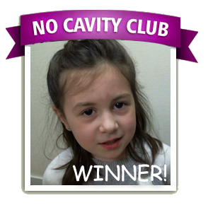 Congratulations Violet!